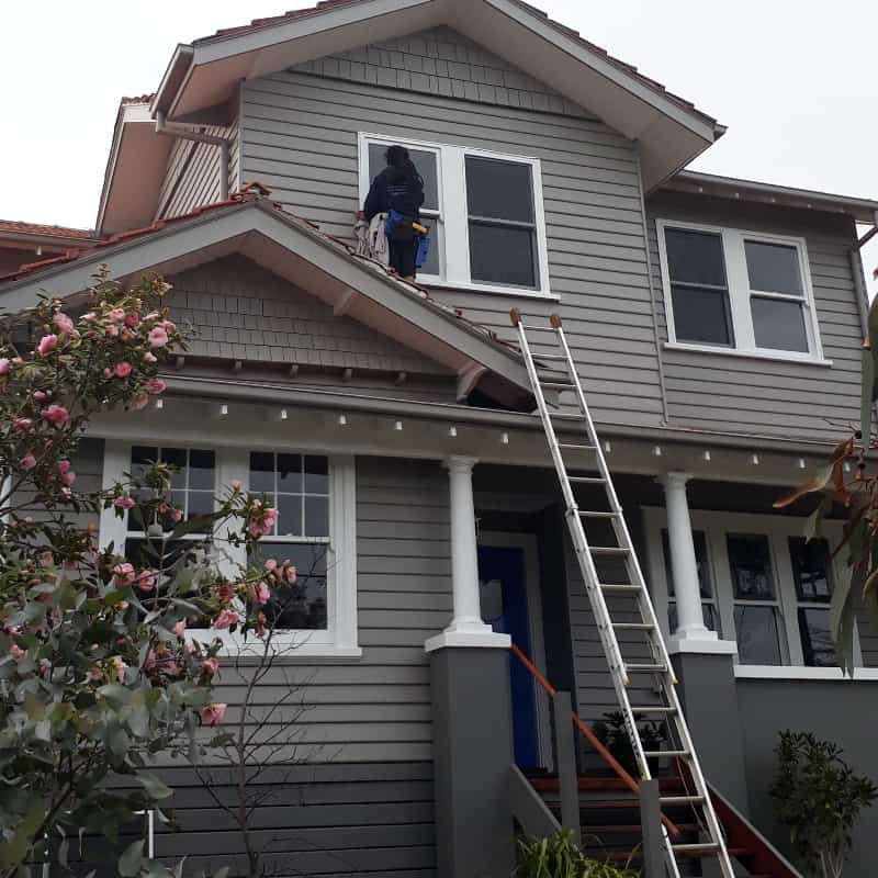 residential window cleaning melbourne